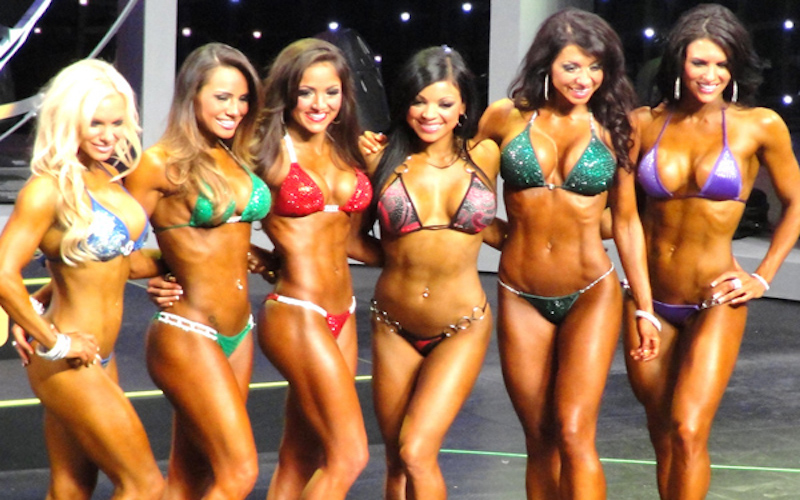 A Complete Diet Plan to Look Like a Bikini Competitor in 12 Weeks 13