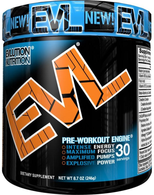 Evl Nutrition Pre-Workout