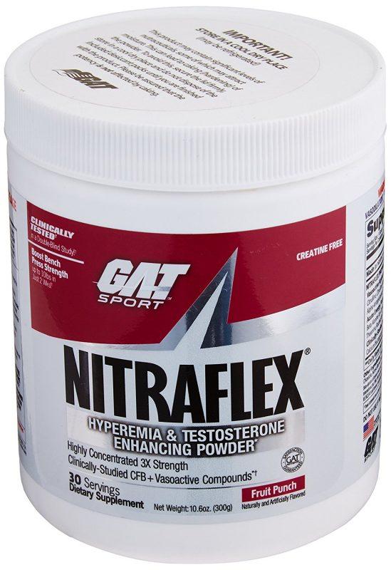 Gat Nitraflex Pre-Workout