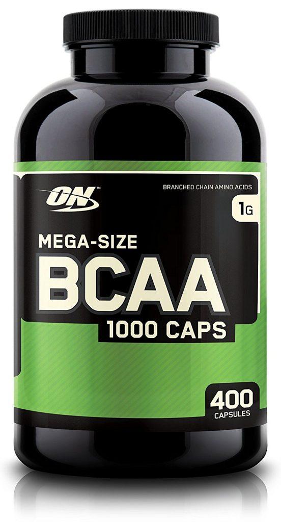 Optimum Nutrition BCAA Caps