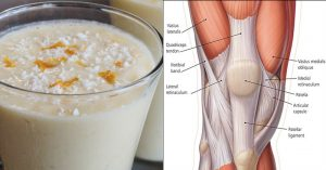 Avoid Knee Surgery with This Delicious Cinnamon Pineapple Smoothie Recipe! 1