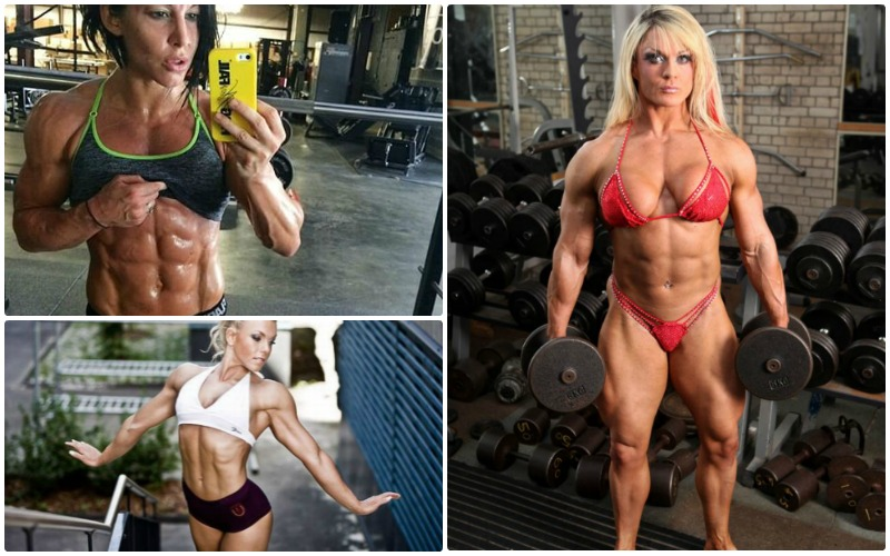 Photo of Top 10 Sexiest Female Bodybuilders You Probably Haven't Seen Before