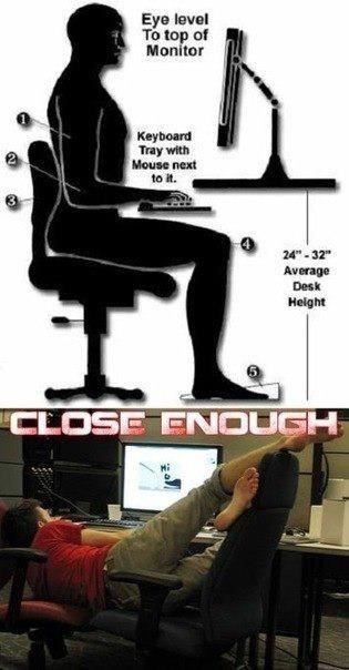 Funny posture meme