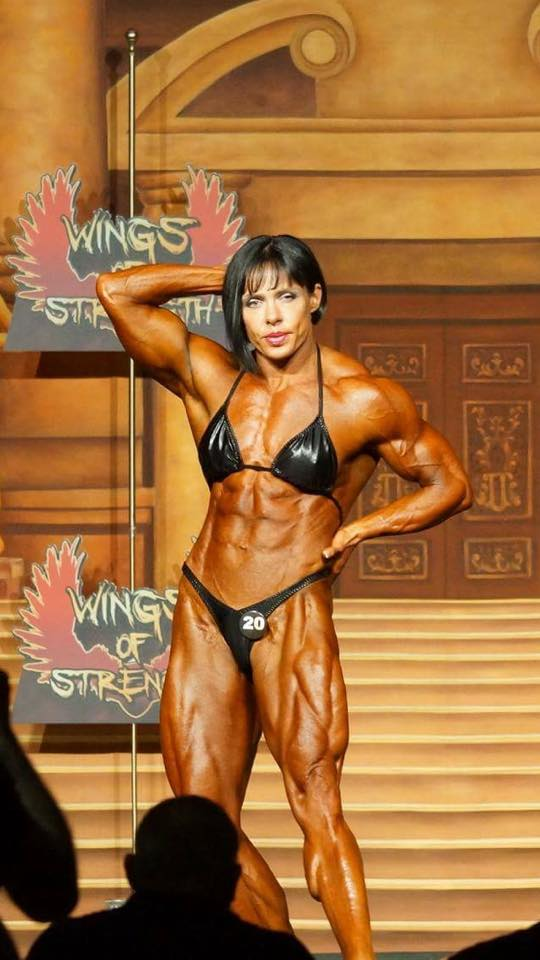 You Won't Believe How HUGE These 9 Female Bodybuilders Are 6