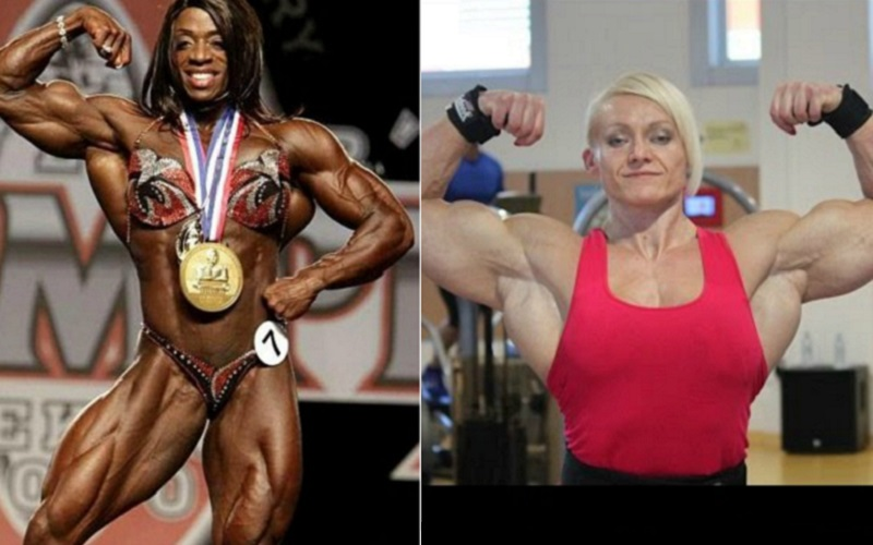 Photo of You Won't Believe How HUGE These 9 Female Bodybuilders Are