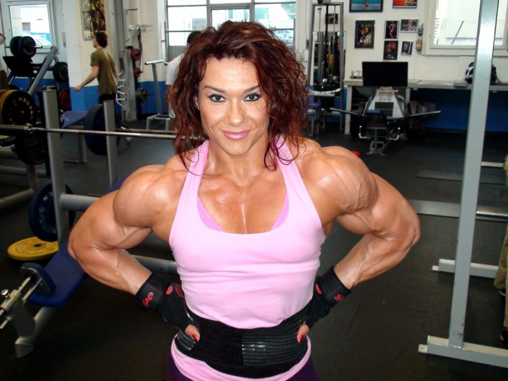 You Won't Believe How HUGE These 9 Female Bodybuilders Are 8