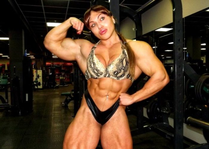 You Won't Believe How HUGE These 9 Female Bodybuilders Are 5