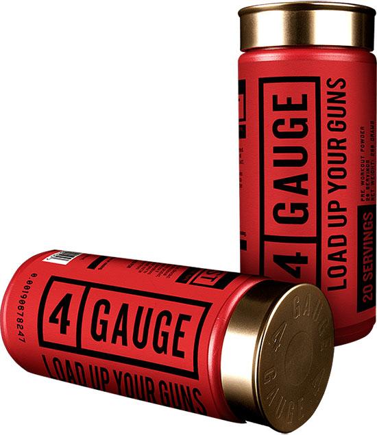 4Gauge bottle as teh best pre workout for women