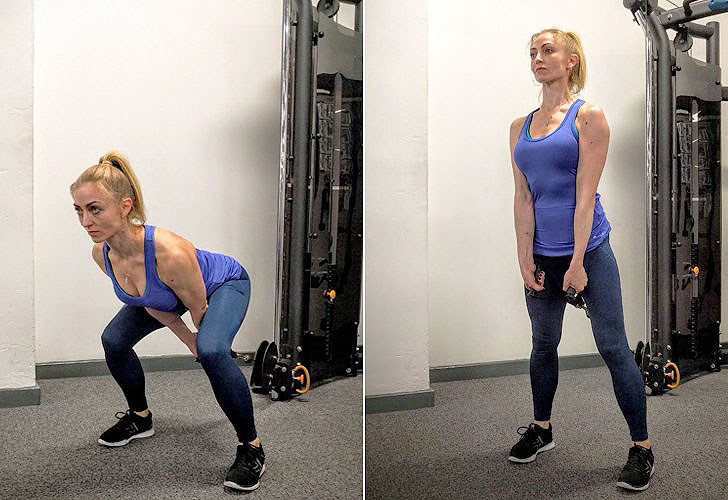 Fastest Way To Lift Buttocks Workout 3