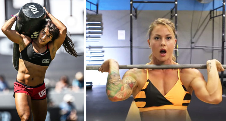 Photo of CrossFit Females: Before & After Transformations