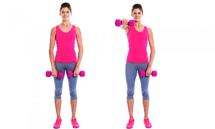 Try This 5-Day Workout Program For A Toned And Sexy Body 13