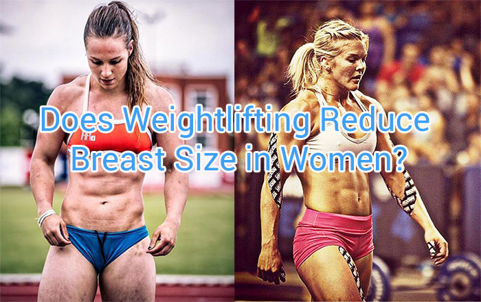 Photo of Does Weightlifting Reduce Breast Size in Women?
