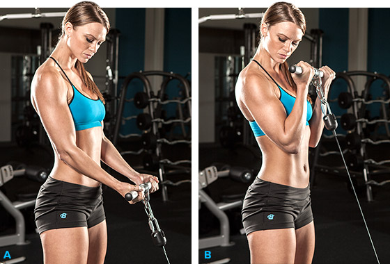 Try This 5-Day Workout Program For A Toned And Sexy Body 16