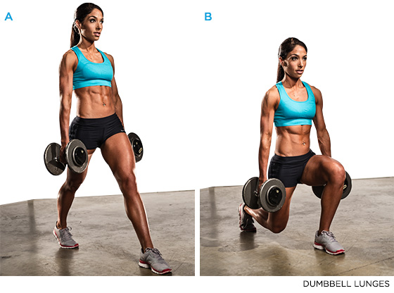 Try This 5-Day Workout Program For A Toned And Sexy Body 4