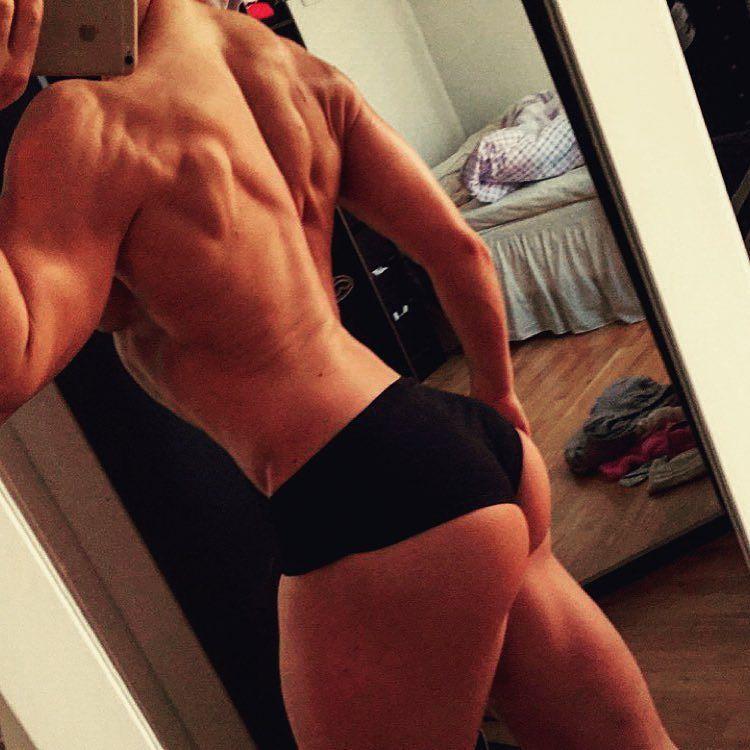 sexy back