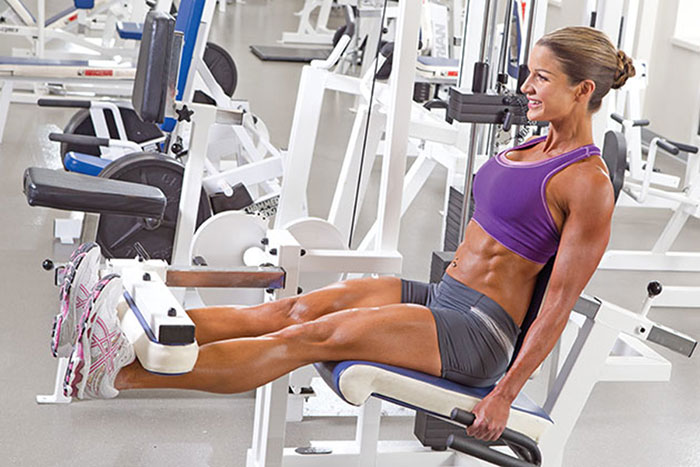 resistance training to get skinny legs