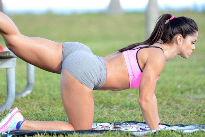 Photo of Exercises for how to get a booty quick