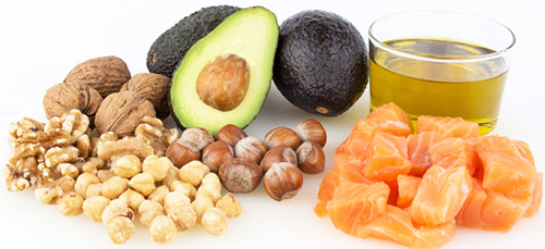 healthy fats as the secret for fat loss in female endormorphs