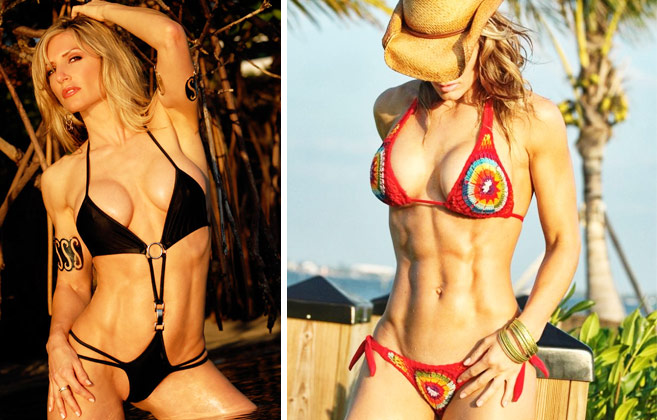gina ostarly female fitness models over 40