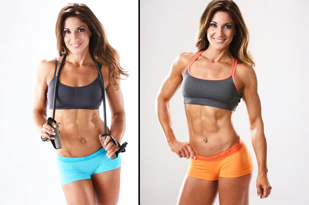 maggie corso female fitness model over 40
