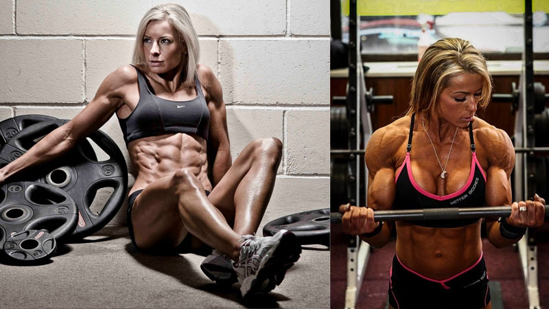 Photo of Chasing Gains: How to Get a Female Muscle Pump