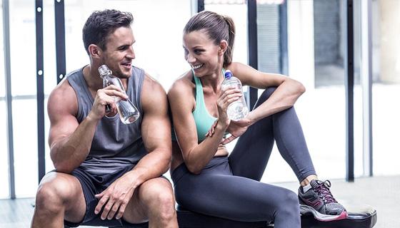 Gym-couple-goals