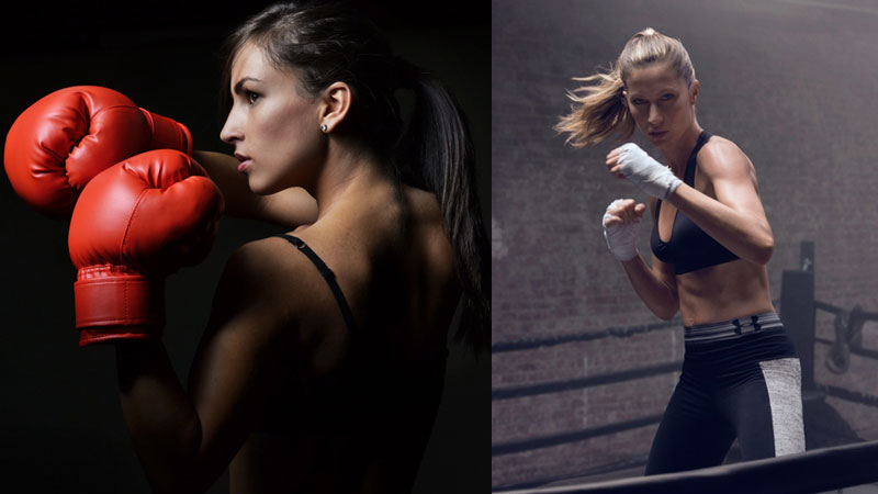 Pre Workout for Female Boxers | Smash Your Fitness Goals in the Face 3