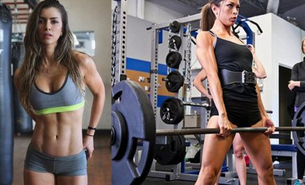 You Won't Believe How HUGE These 9 Female Bodybuilders Are