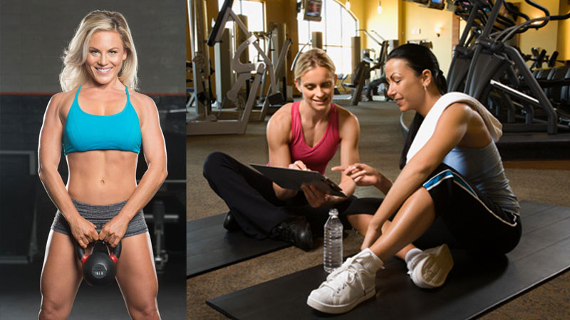 Benefits of a Female Fitness Trainer - Finding One Online