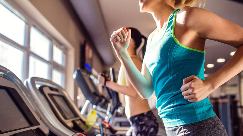 Cardio machines that burn fat