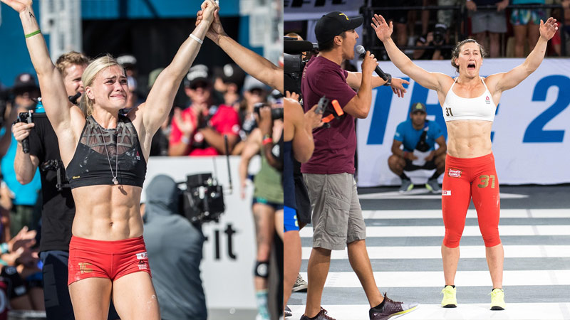 Top 5 Female CrossFit Athletes 2018