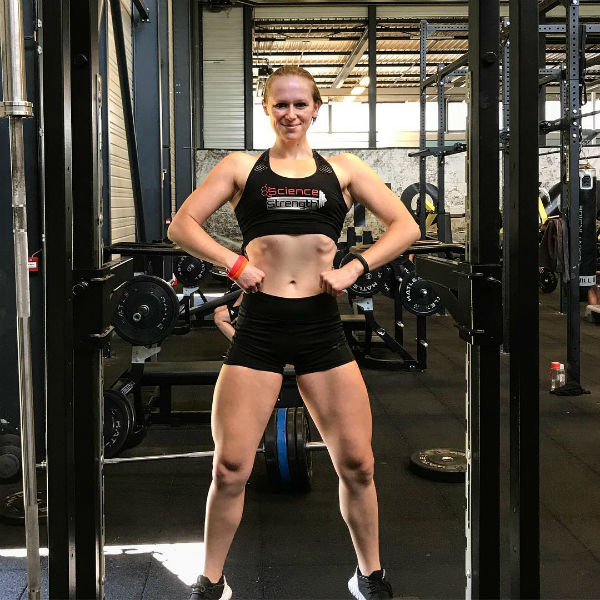 10 Best Vegan Female Bodybuilders To Follow on Instagram 8