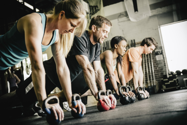 8 Reasons Group Training Improves Motivation and Speeds up Results 2