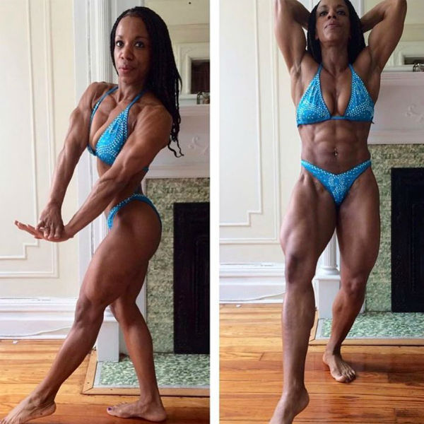 10 Best Vegan Female Bodybuilders To Follow on Instagram 1
