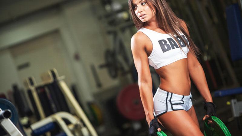 Strength training and female hormones