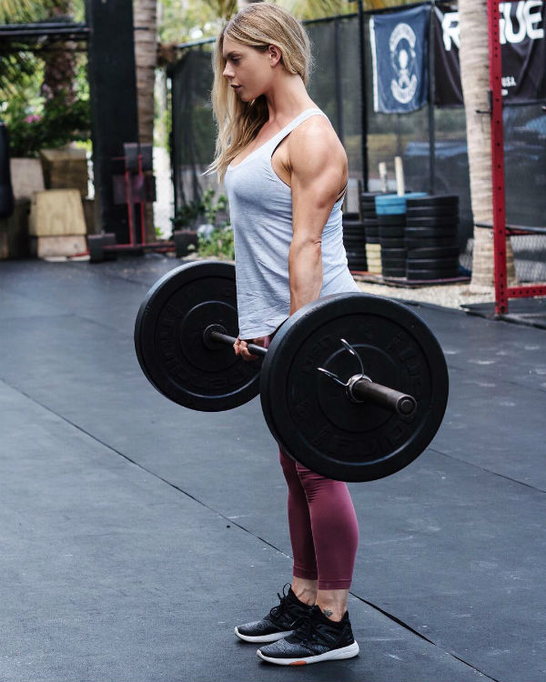 10 Best Vegan Female Bodybuilders To Follow on Instagram 9