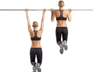 demonstration of strict form pull up