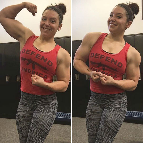 10 Best Vegan Female Bodybuilders To Follow on Instagram 6