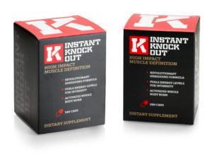 Instant Knockout product premium fat burner