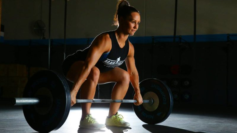 Barbell Legs Workouts for Women 1