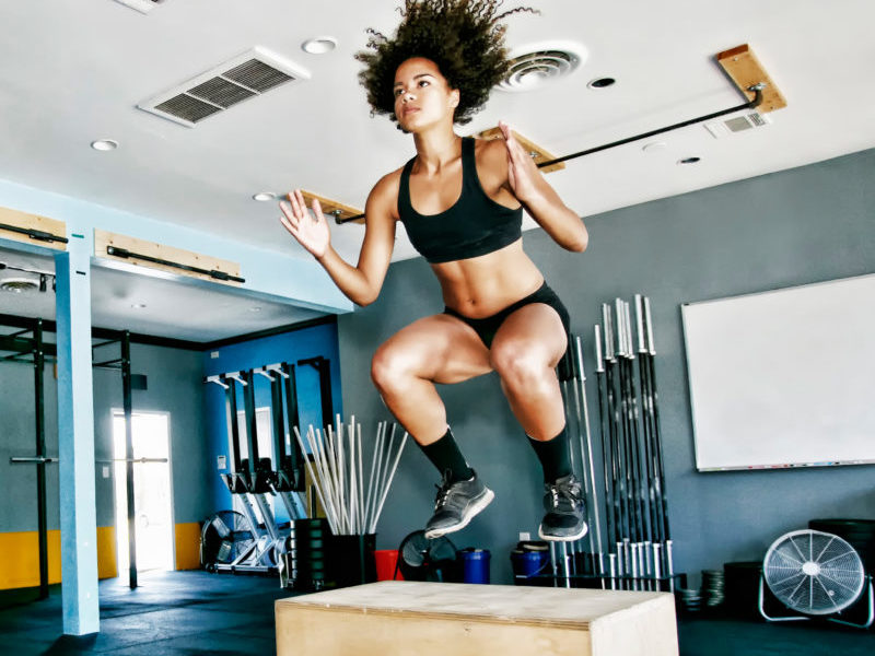 Photo of Fat Torching, Muscle Growing HIIT Leg Workouts