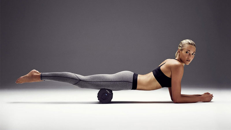 The SpotMeGirl's Definitive Guide to Foam Roller Exercises 1