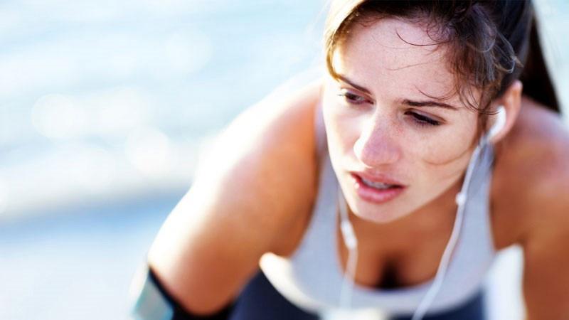 woman showing symptoms of low testosterone