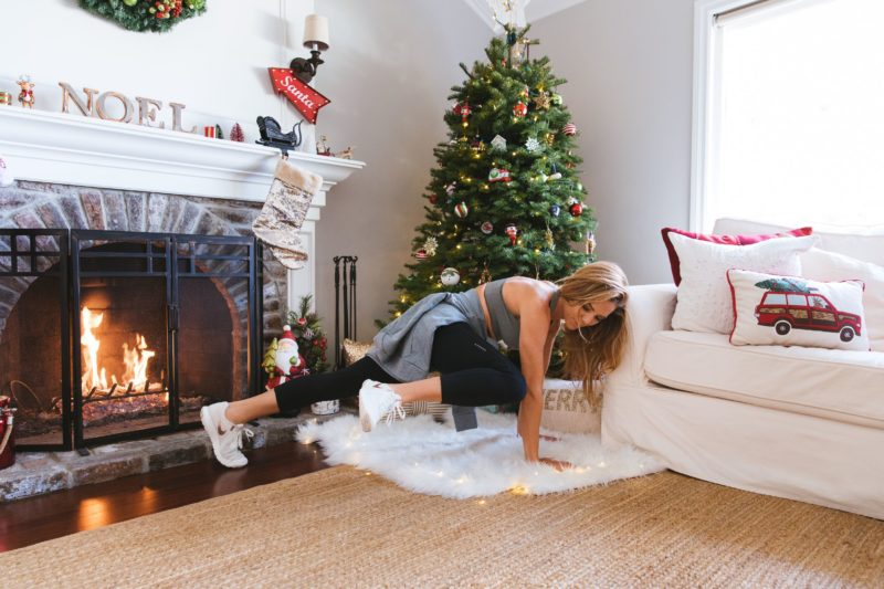 Photo of HIIT Cardio Home Workout to Keep You Trim This Christmas