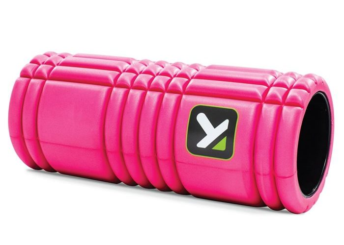 trigger point foam roller as part of a christmas wish list
