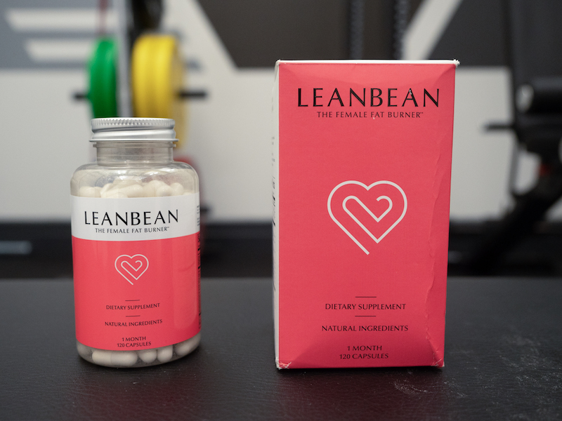 leanbean review imagine in gym
