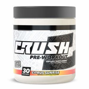 Crush Pre-Workout Review – Can it Really Work? 2