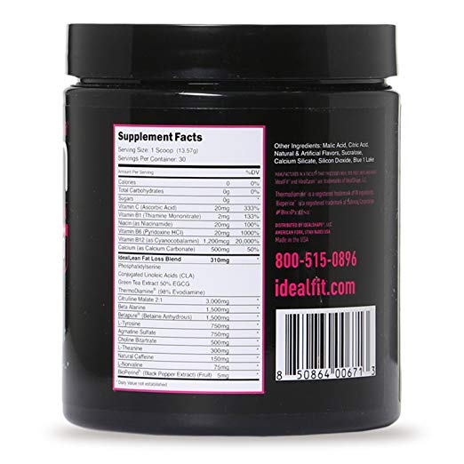 IdealLean Pre-Workout Review - Can it Enhance Your Workout? 1
