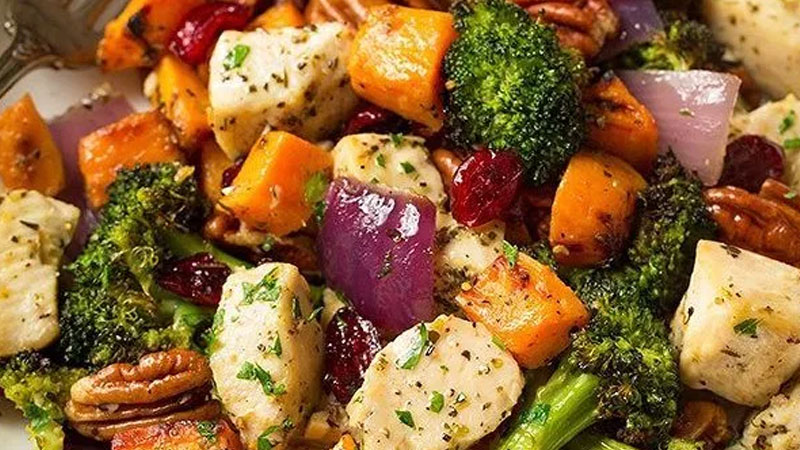 Sweet-potato-chicken-broccoli