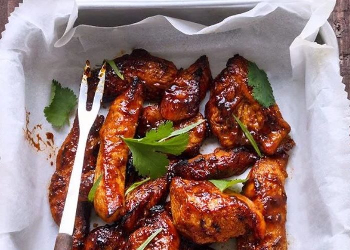 sweet and sticky healthy chicken breast recipes